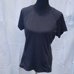 Old Navy Active lite compression shirt black Large